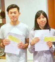 Yuen Yee & Glenna